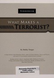 Cover of: What Makes a Terrorist? | Shelley Tougas