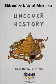 Cover of: Uncover history | Olivia Brookes