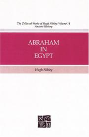 Cover of: Abraham in Egypt