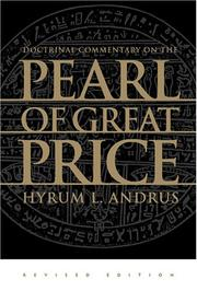 Cover of: Doctrinal Commentary on the Pearl of Great Price