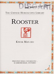 Cover of: Rooster | Peter Kwok Man Ho