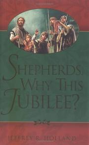 Cover of: Shepherds Why This Jubilee