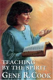 Cover of: Teaching by the Spirit | Gene R. Cook