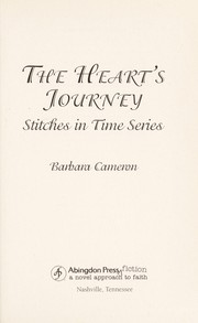 Cover of: The heart's journey | Barbara Cameron