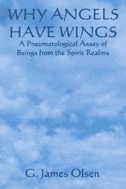 Cover of: Why angels have wings