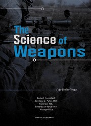 Cover of: The science of weapons | Shelley Tougas