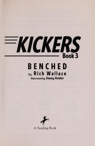 Kickers by Rich Wallace