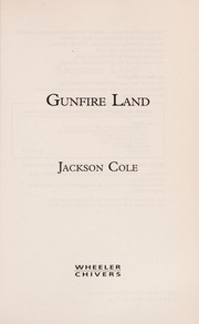 Cover of: Gunfire land