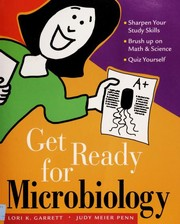 Cover of: Get ready for microbiology | Lori K. Garrett