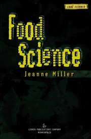 Cover of: Food science | Jeanne Miller
