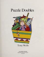 Cover of: Puzzle Doubles (A Preschool Puzzle Book)