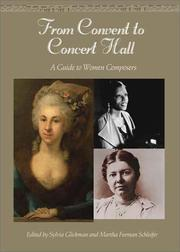 Cover of: From Convent to Concert Hall |