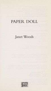 Cover of: Paper doll | Janet Woods