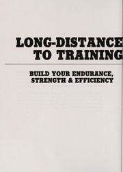 Cover of: Long-distance runner's guide to training and racing