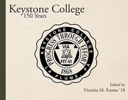 Cover of: Keystone College: 150 Years |