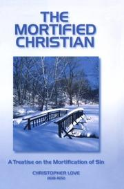 Cover of: The mortified Christian