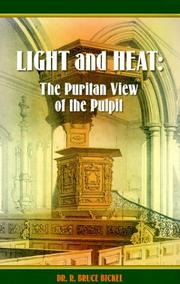 Cover of: Light and heat by R. Bruce Bickel