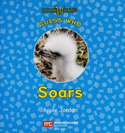 Cover of: Guess who soars | Apple Jordan
