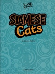 Cover of: Siamese cats | Joanne Mattern