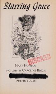Cover of: Starring grace | Mary Hoffman