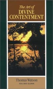Cover of: Autarkeia: or, the art of divine contentment