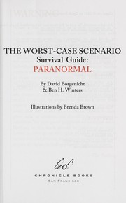 Cover of: The worst-case scenario survival handbook guide