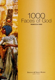 Cover of: 1000 faces of God | Rebecca Hind