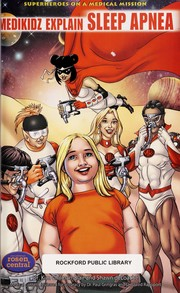 Cover of: Medikidz explain sleep apnea | Kim Chilman-Blair