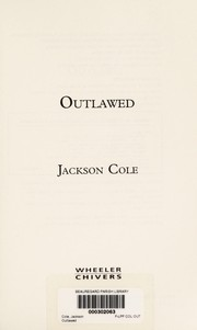 Cover of: Outlawed