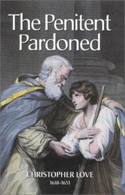Cover of: The penitent pardoned