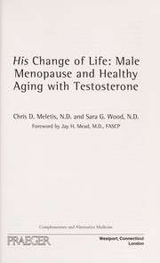 Cover of: The male menopause controversy | Chris D. Meletis