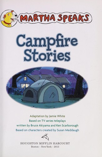 Campfire stories (2013 edition) | Open Library
