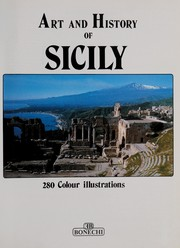 Cover of: Art and history of Sicily
