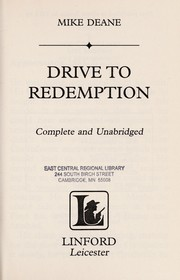 Cover of: Drive to redemption | Mike Deane