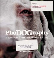 Cover of: PhoDOGraphy | Kim Levin