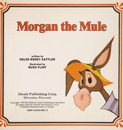 Cover of: Morgan the Mule