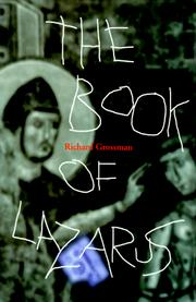 Cover of: The Book of Lazarus