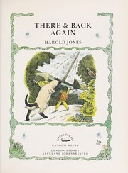 Cover of: There & back again | Jones, Harold