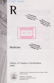 Cover of: Library of Congress classification. PB-PH. Modern European languages | Library of Congress