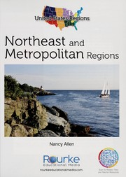 Cover of: Northeast and metropolitan regions
