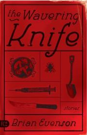 Cover of: The wavering knife