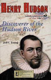 Cover of: Henry Hudson: discoverer of the Hudson River