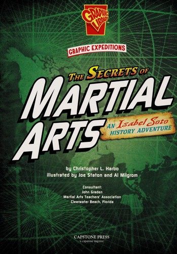 The secrets of martial arts by Christopher L. Harbo