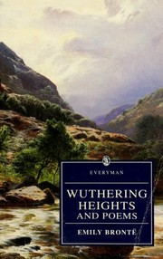 Cover of: Wuthering Heights and Poems