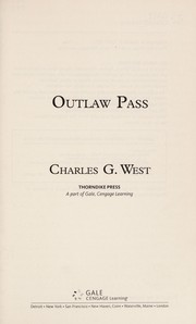 Cover of: Outlaw pass