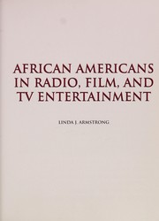 Cover of: African-American stage, radio, film, and TV entertainers | Linda J. Armstrong