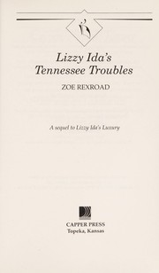 Lizzy Ida's Tennessee troubles