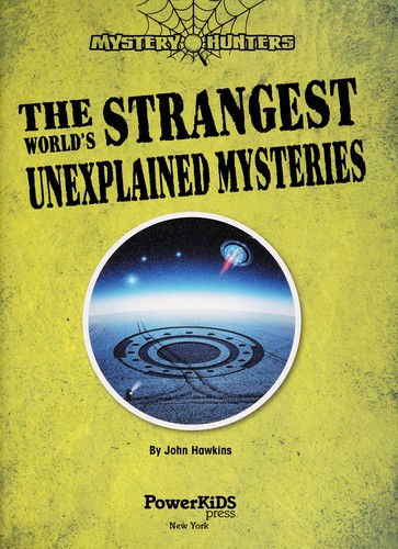 Unexplained Mysteries Book