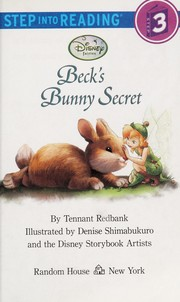 Cover of: Beck's bunny secret