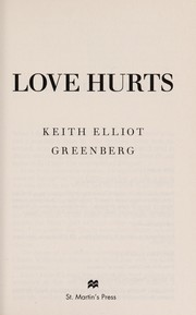 Cover of: Love hurts